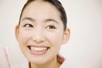 レーザーによる虫歯予防